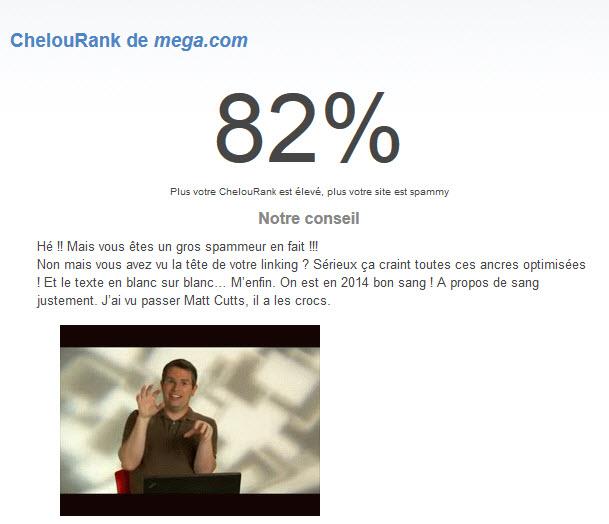Chelourank de mega.com